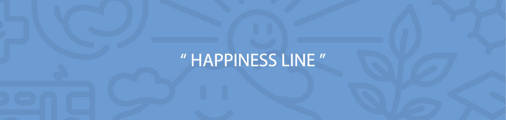 HAPPINESS LINE